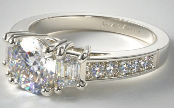 4 Critical Points To Building The Best Custom Engagement Rings Online